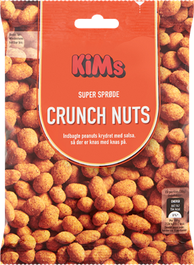 KiMs Crunch Nuts