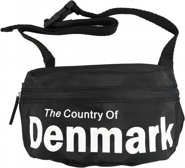 """Robin Ruth Bauchtasche """"Country of Denmark"""" schwarz"""