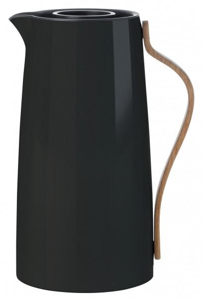Stelton Emma Thermokanne 1,2l schwarz