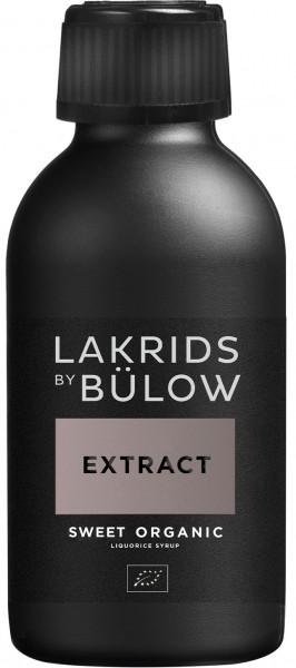 Lakrids by Bülow Lakritzsirup süß