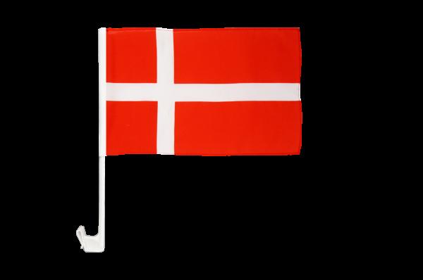 Autofahne Dänemark