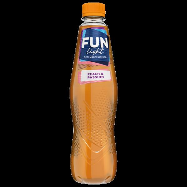 Fun Light Sirup Peach & Passion