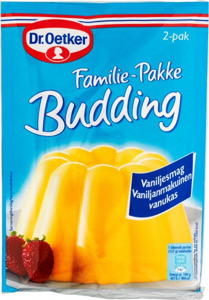 Dr. Oetker Pudding