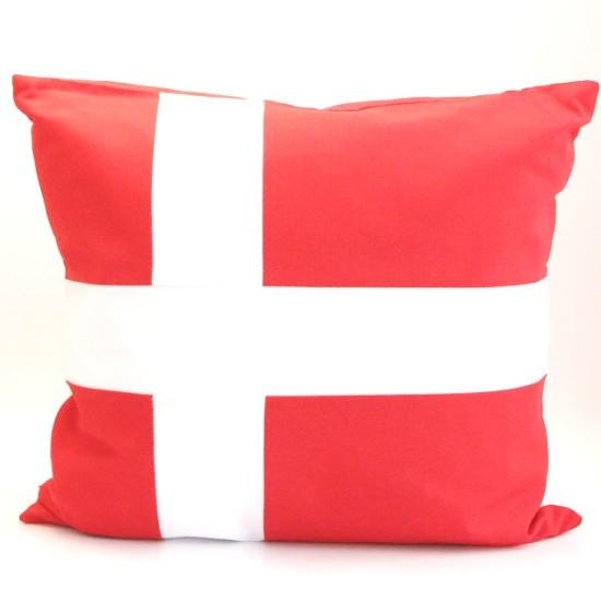 Lille Danmark Kissen Dannebrog