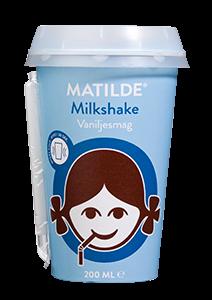 Matilde Milkshake Vanille