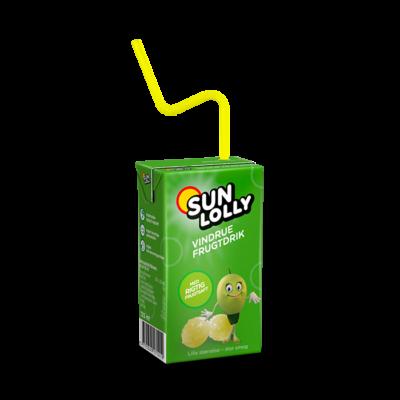 Sun Lolly 6er Pack Fruchtgetränk Weintraube