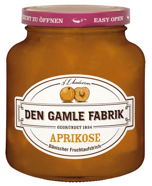 Den Gamle Fabrik Marmelade Aprikose 380g
