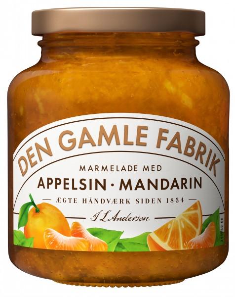 Den Gamle Fabrik Marmelade Mandarine & Orange