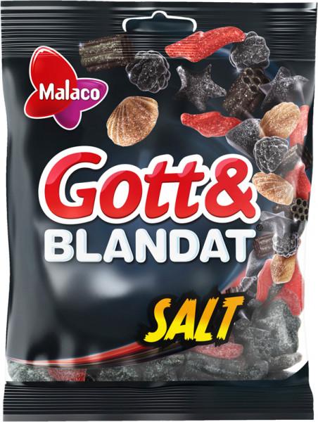 Malaco Gott & Blandat Salt