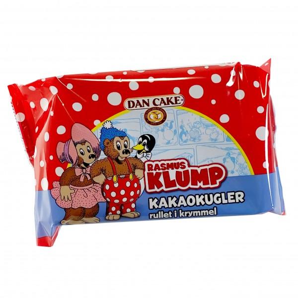 Dan Cake Rasmus Klump Kakaokugler rullet i krymmel