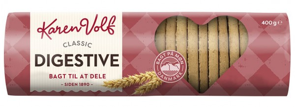 Karen Volf Digestive Classic Kekse
