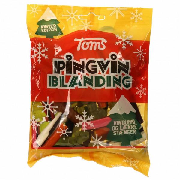Toms Pingvin Blanding Jul