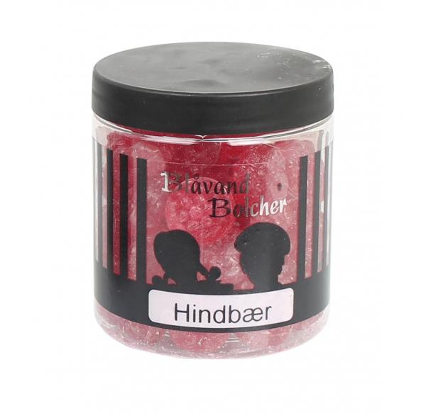 Blavand Bolcher Hindbær
