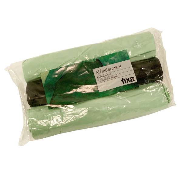 Fixa Müllbeutel 3er Pack