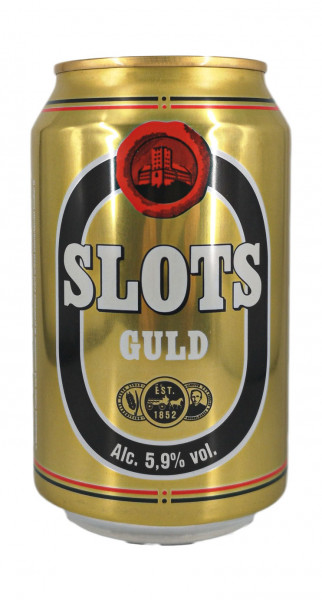 Slots Guld 0,33l