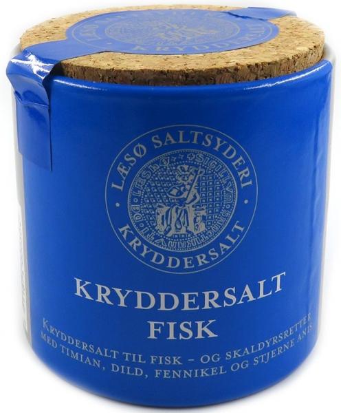 Læsø Grobes Siedesalz (Fisch)