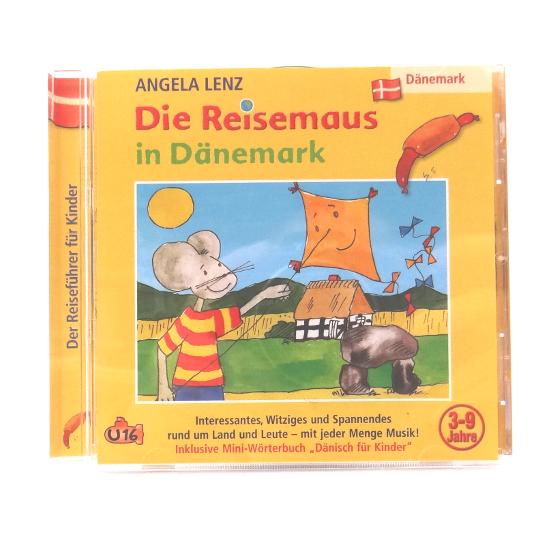 Die Reisemaus in Dänemark - Hörspiel