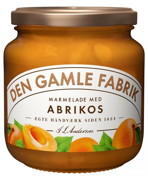 Den Gamle Fabrik Marmelade Aprikose 600g
