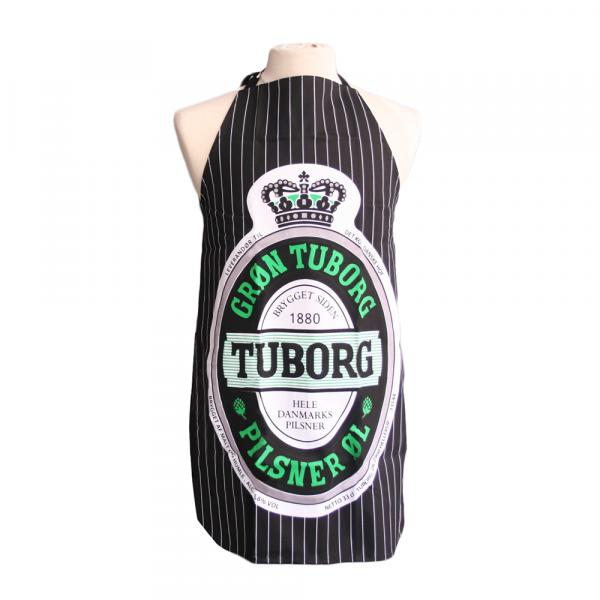 Tuborg Grøn Grillschürze