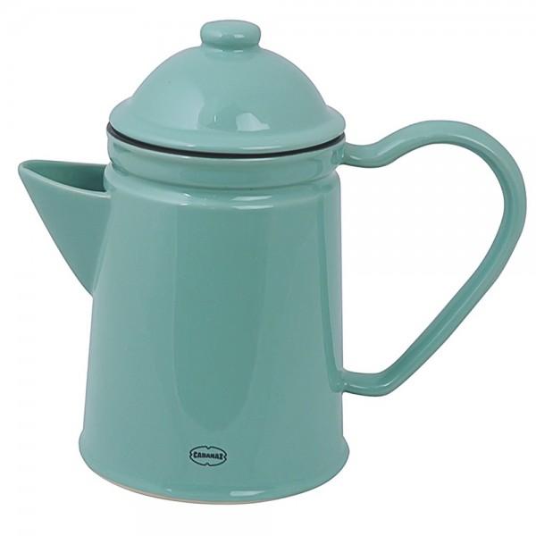 Capventure Tee- & Kaffeekanne im Vintage Style