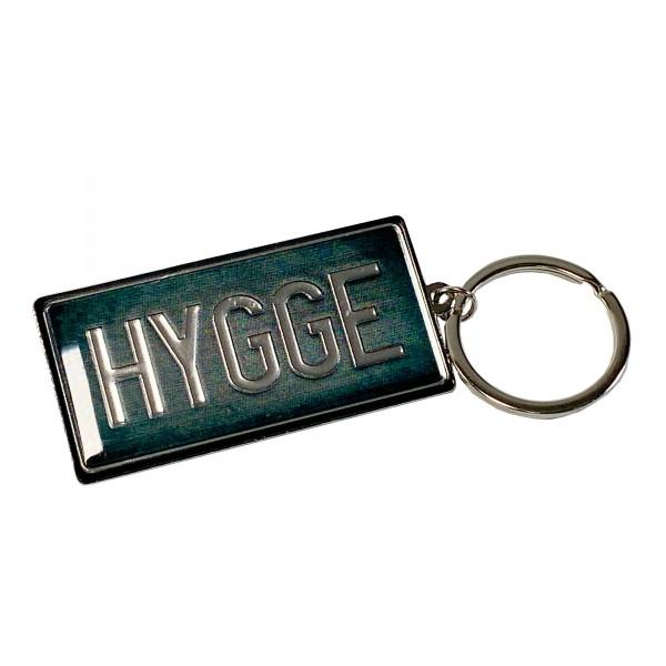 """Schlüsselanhänger """"Hygge"""""""