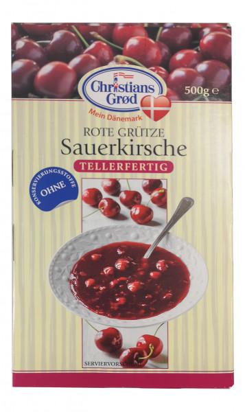 """Christians Grød Rote Grütze """"Sauerkirsche"""""""