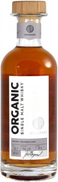 Mosgaard Single Malt Whisky - Peated / Bourbon Cask