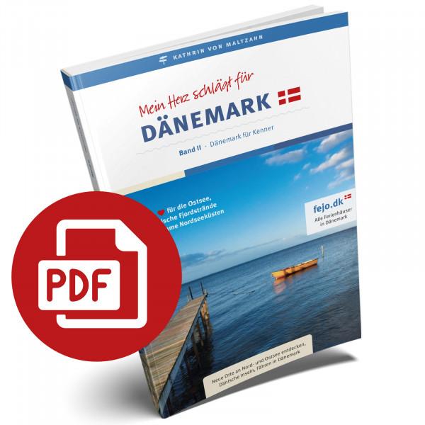 eBook Reiseführer Dänemark für Kenner