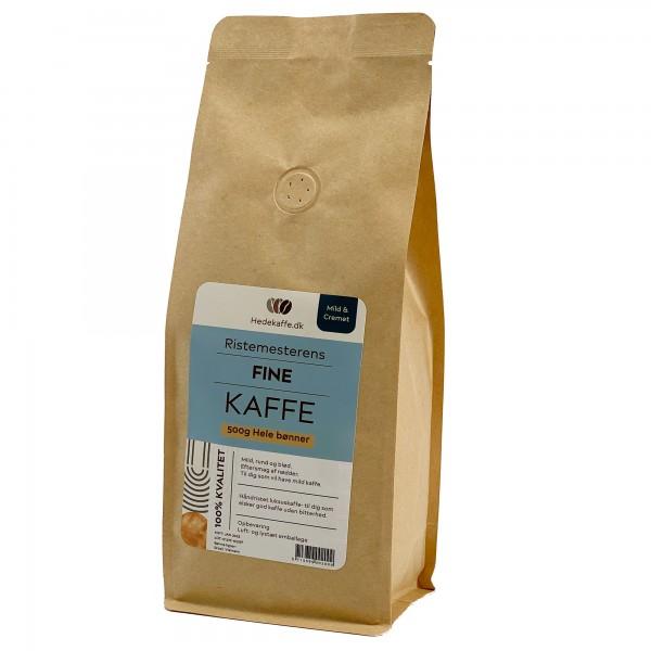 Hedekaffe Ristemesterens Fine Kaffe Bohnen