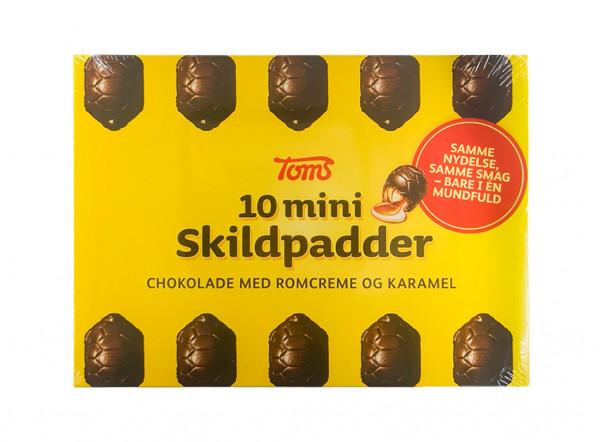 Toms Mini Skildpadder 10 Stück