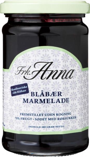 Frk. Anna Marmelade Blåbær