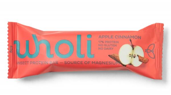 Wholi Protein Bar Apple Cinnamon