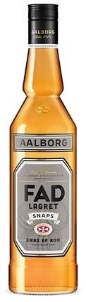 Aalborg Fad Lagret Snaps 37,5%