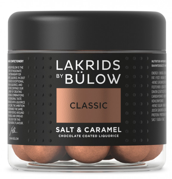 Lakrids by Bülow Winter Edition 2019 Classic Small