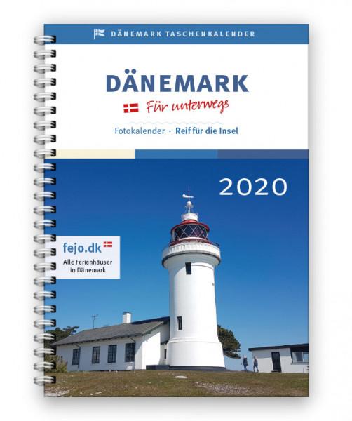 fejo.dk Taschenkalender 2020