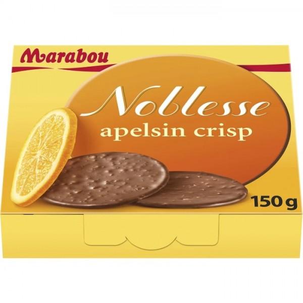 Marabou Noblesse Apelsin Crisp