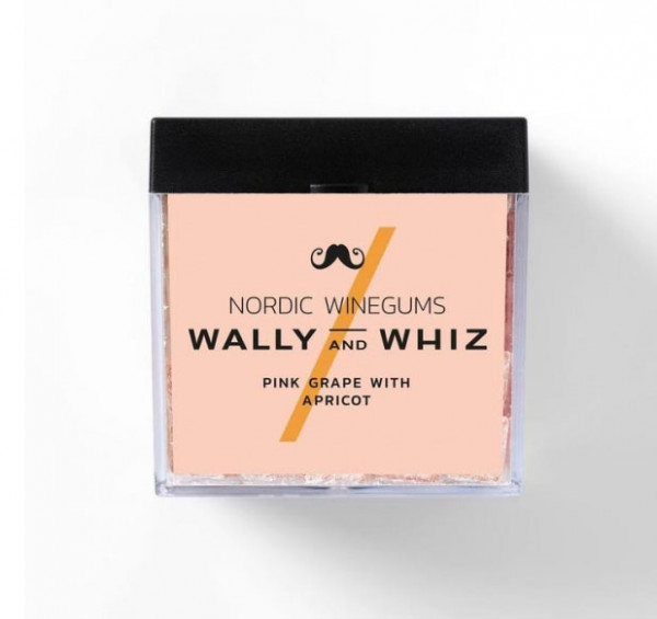 Wally and Whiz Pink Grape with Apricot