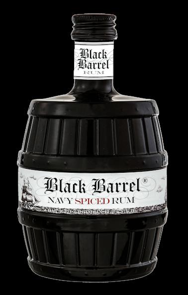 A. H. Riise Rum Black Barrel