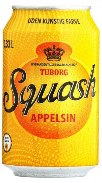 Tuborg Squash Appelsin - Orangenlimonade