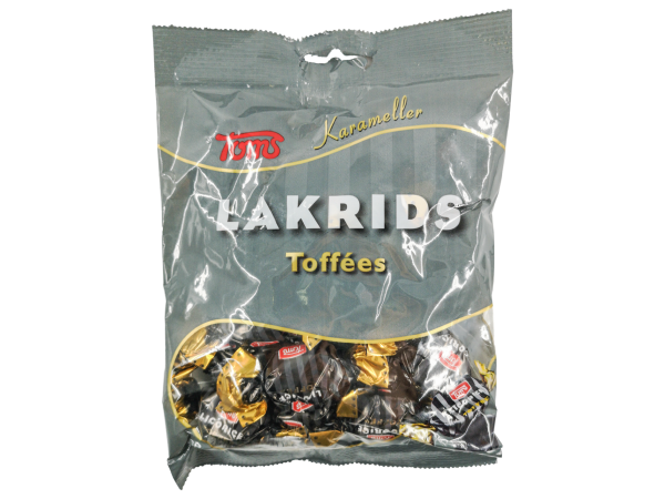Toms Karameller Lakrids Toffees