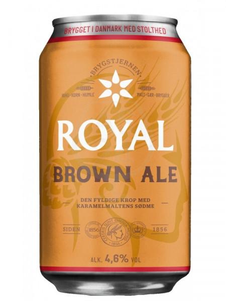 Royal Brown Ale 0,33l