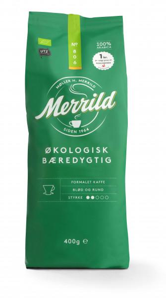 Merrild Bio 806 Kaffee
