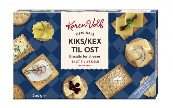 Karen Volf Kiks til Ost