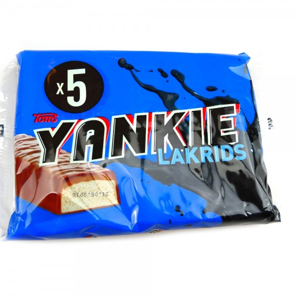 Toms Yankie Lakrids 5er-Pack