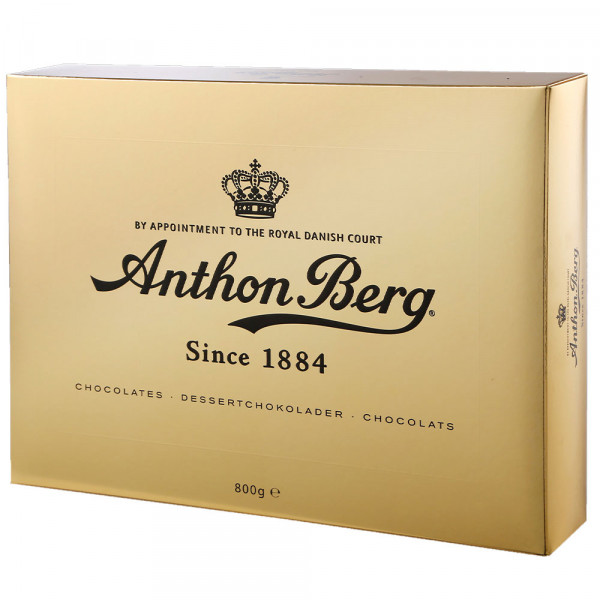 Anthon Berg Gold Box Large