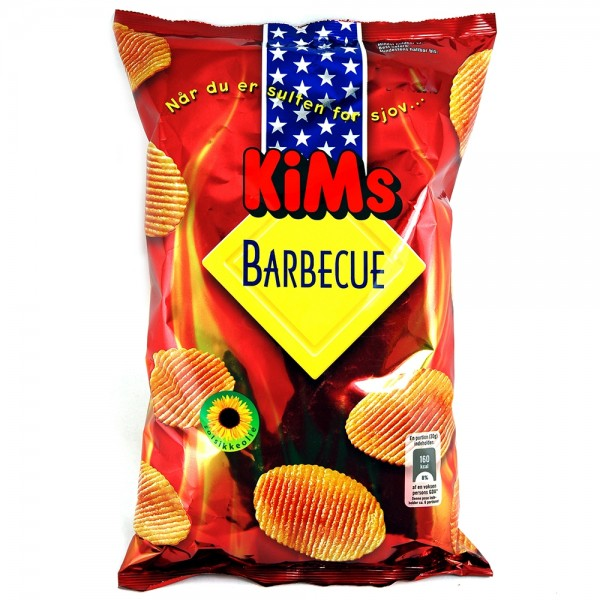KiMs Chips Barbecue