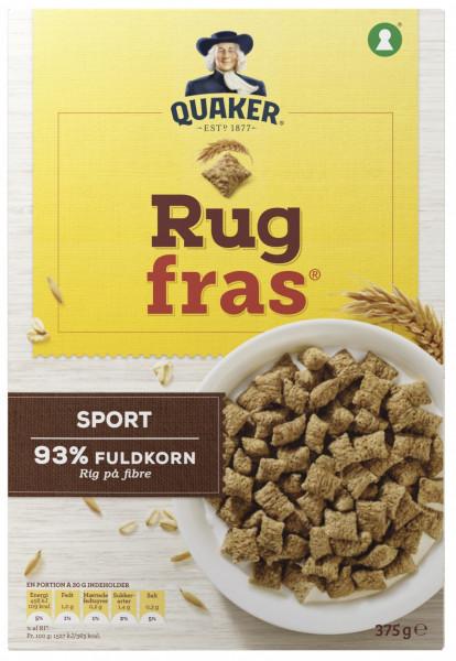 Quaker Rugfras