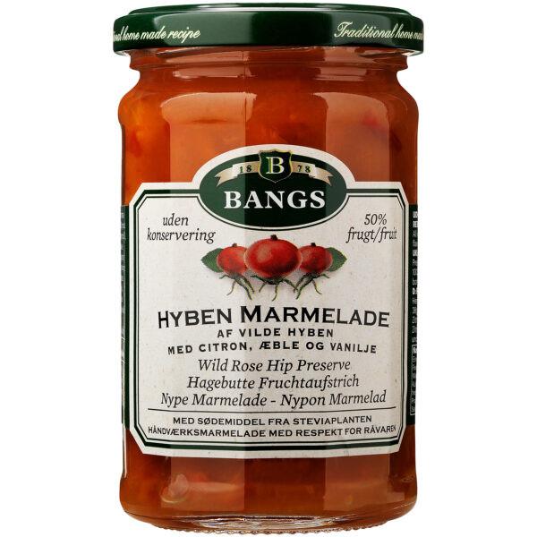 Bangs Marmelade Hagebutte