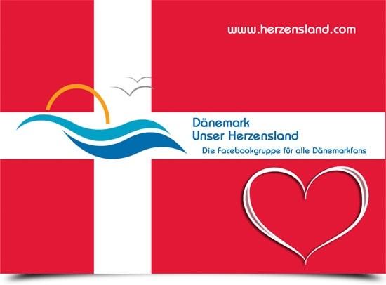 """Postkarte """"Herzensland-Gruppe"""""""
