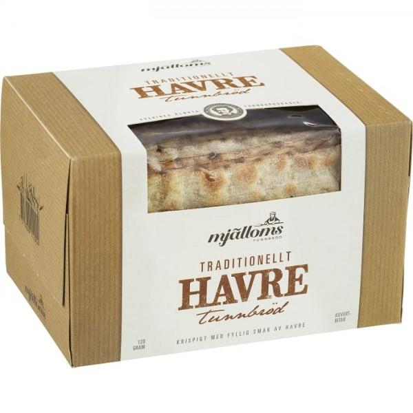Mjälloms Havre Tunnbröd
